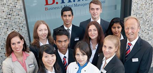 Du học Thụy Sĩ - Trường BHMS