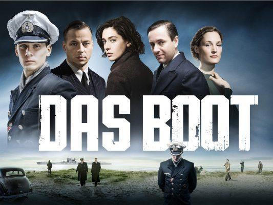 Học tiếng Đức qua phim Das Boot