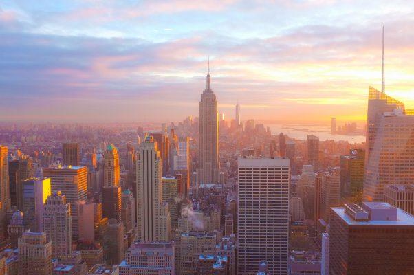 Thành phố New York - Nước Mỹ