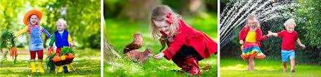 Trẻ em vui chơi đúng độ tuổi