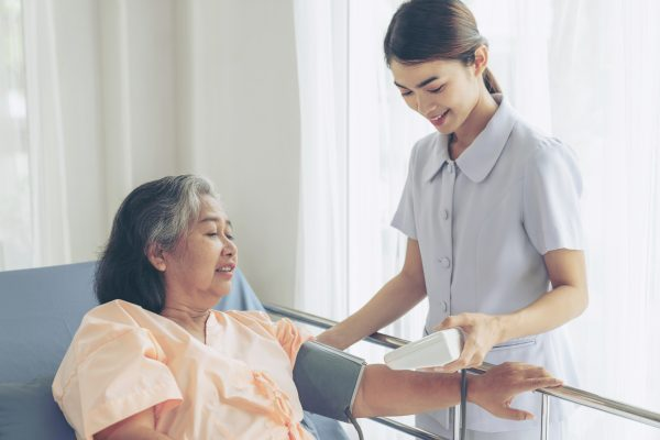 Du học ngành điều dưỡng tại Nhật