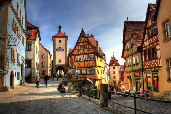 Cẩm nang du lịch Đức