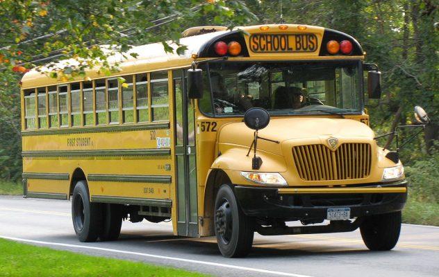 Xe bus ở Mỹ