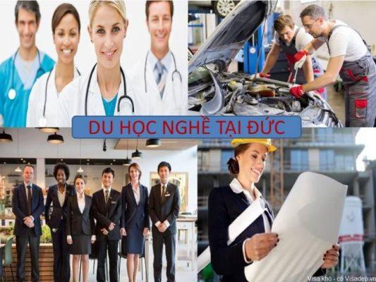 Các ngành nghề du học tại Đức