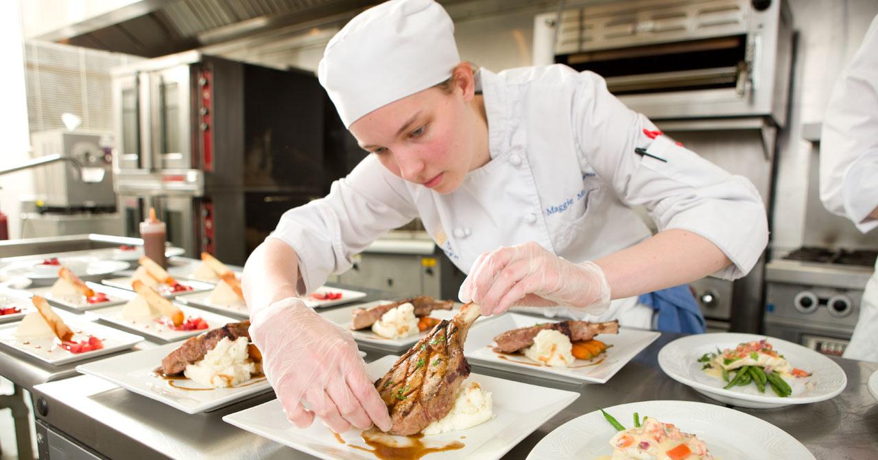Du học ngành ẩm thực