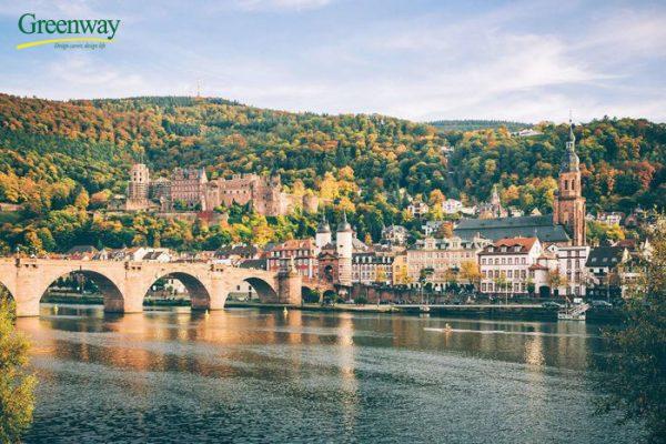Bang Baden-Württemberg – thành phố đáng sống ở nước Đức