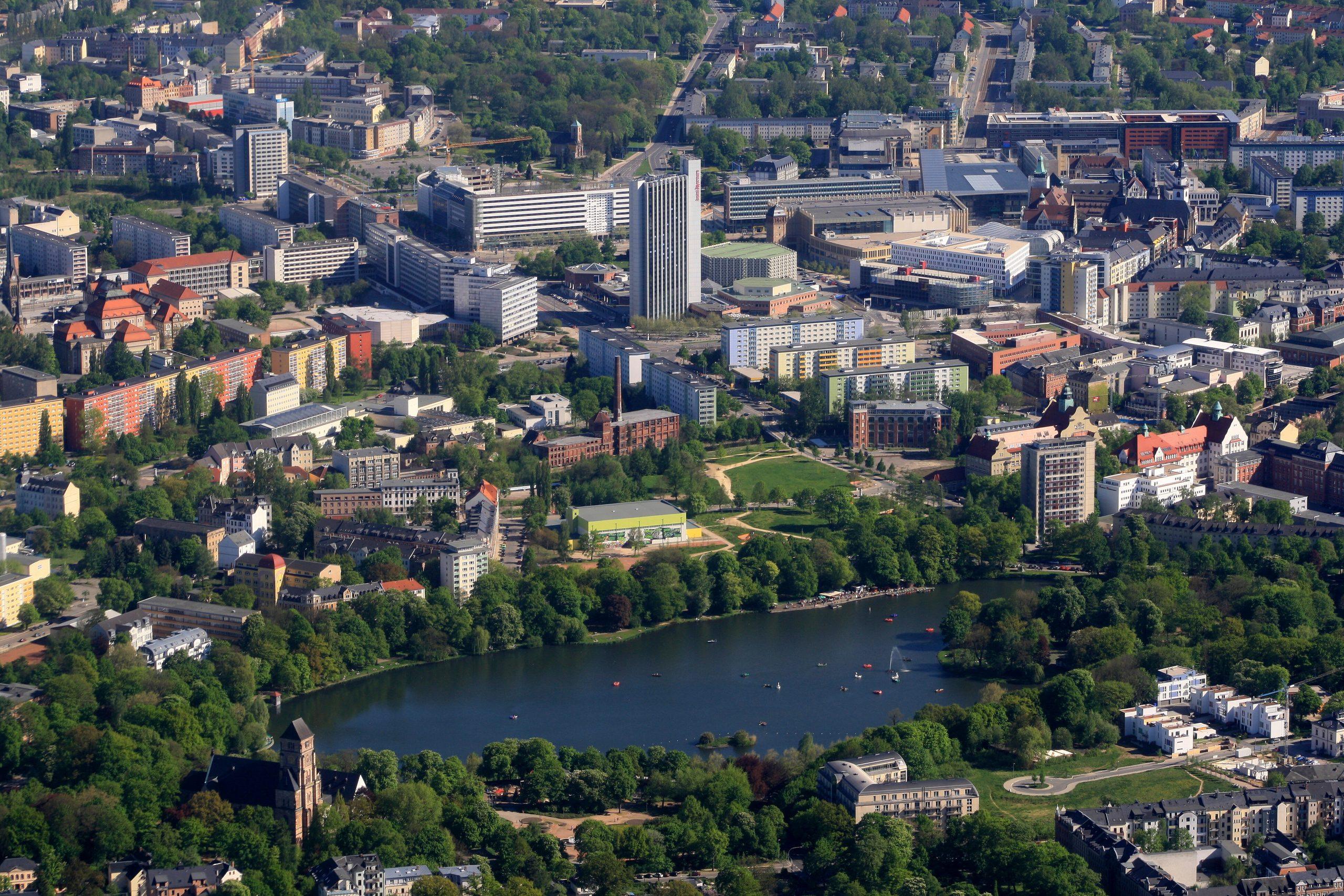 Chemnitz – điểm đến thu hút đối với du học sinh Việt