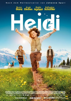 Phim Cô bé Heidi
