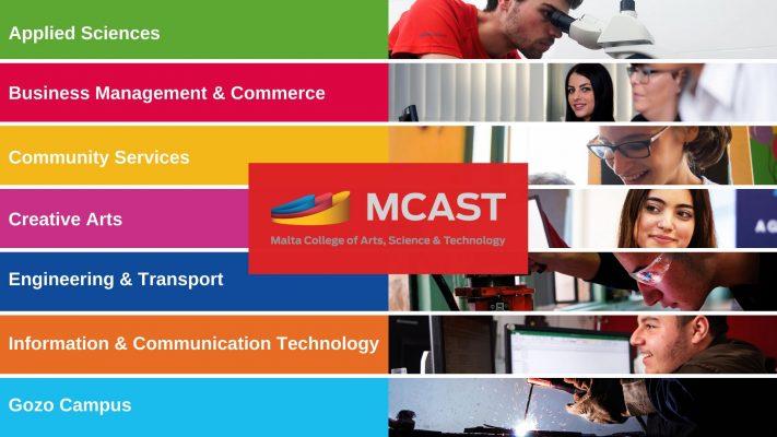 Chương trình đào tạo MCAST