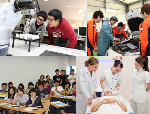 Các ngành nghề ở Hàn Quốc