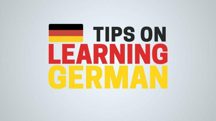 Tip học tiếng Đức hiệu quả