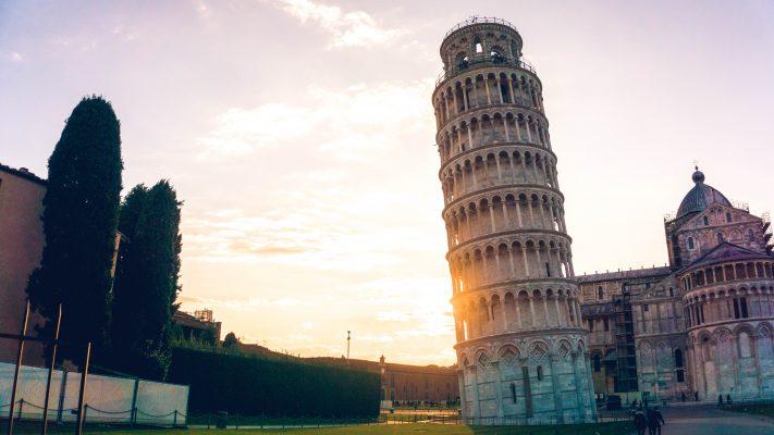 Tháp nghiêng Pisa -  Italy