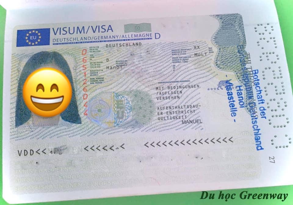 Visa du học nghề điều dưỡng Đức