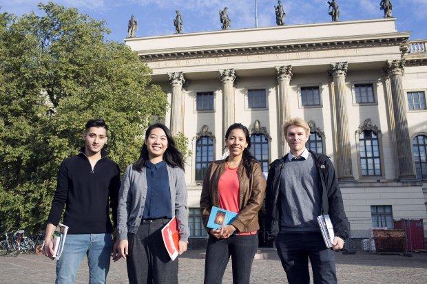 Du học Đại học Đức