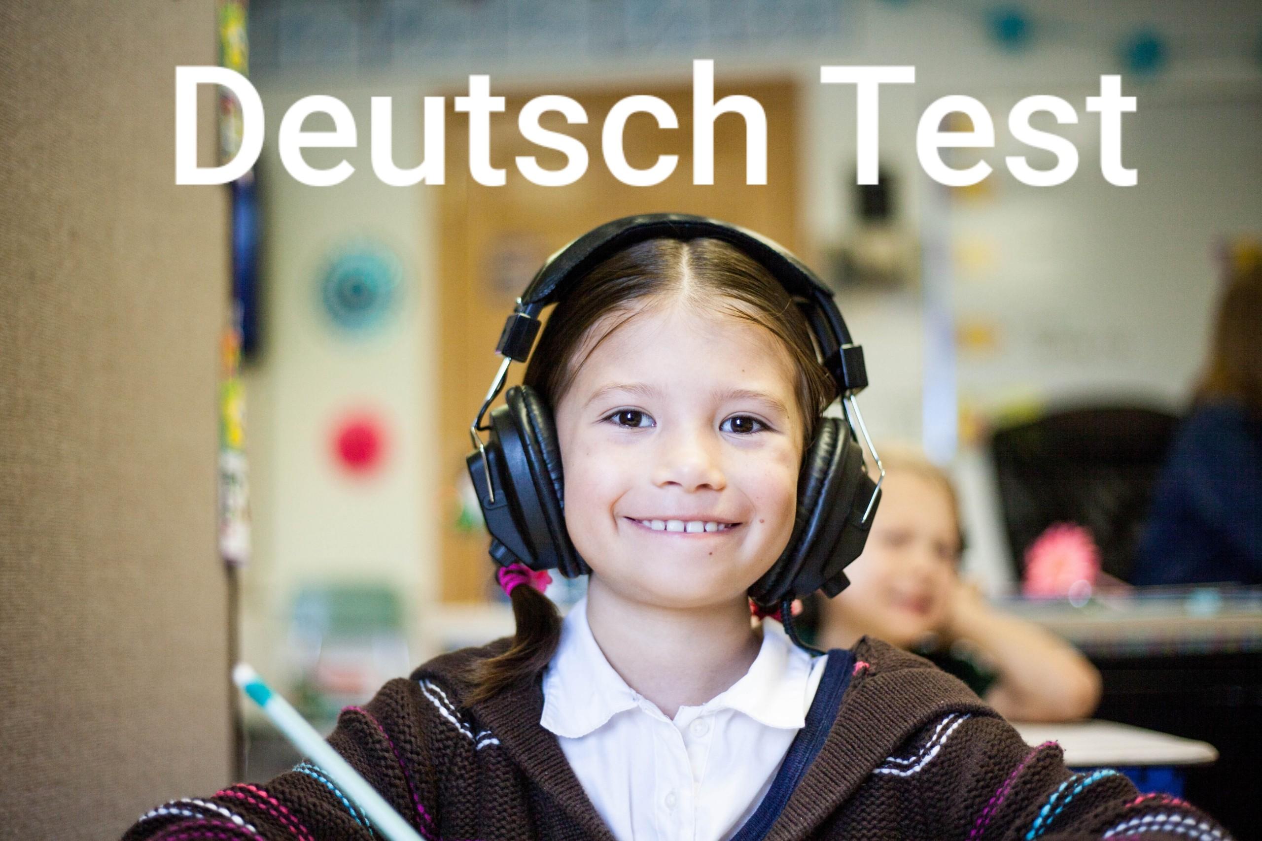 Deutsch Test (8)
