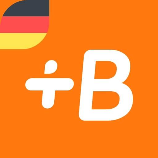 ứng dụng học tiếng Đức Babble