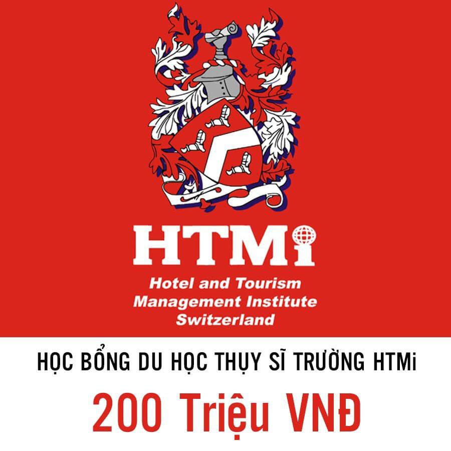Học bổng du học Thụy Sĩ Khủng từ Học viện HTMi
