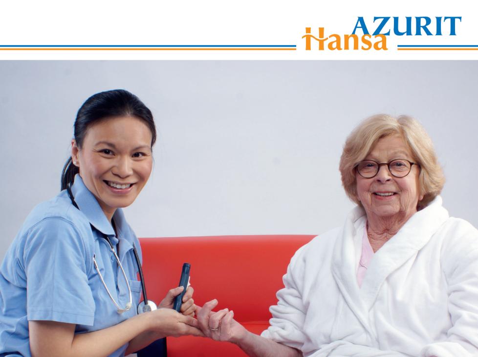 du học điều dưỡng Azurit Hansa