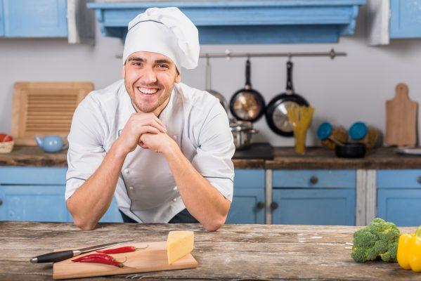 du học nghề Đức ngành đầu bếp