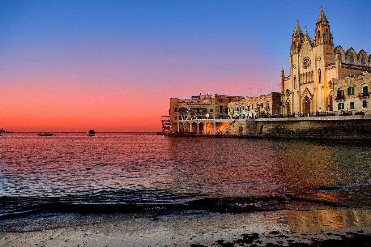 Du học chuẩn Anh Quốc tại Malta : Lấy Visa đi 26 nước