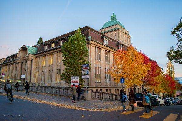 Thành tích trường đại học Zurich