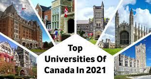 Top 3 trường đại học tốt nhất Canada