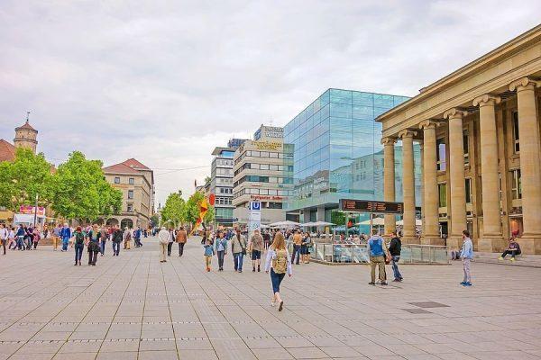 chi phí sinh hoạt Stuttgart